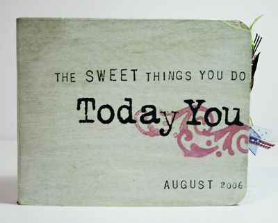 Today you