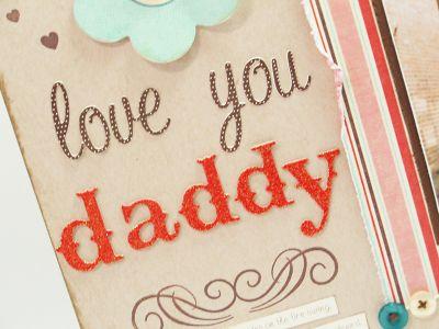 Love You Daddy cu