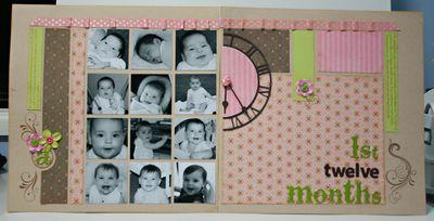 1st Twelve Months