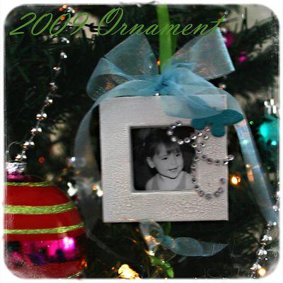 2009 Ornament