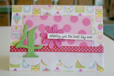 4th card