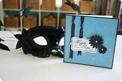 Mask wedding