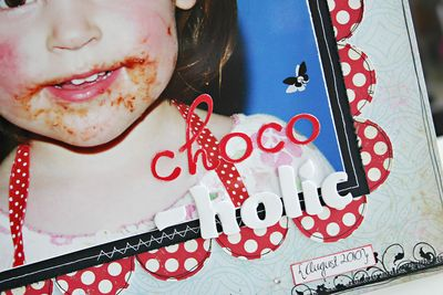 Choco-holic cu2