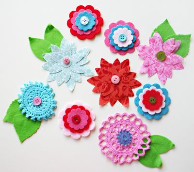 Jolly Flower Kit 1