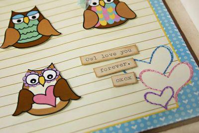 Owl frame 2