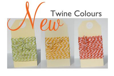 New twine