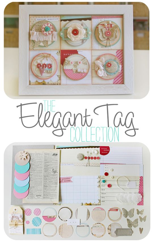 Elegant-Tag-Collection