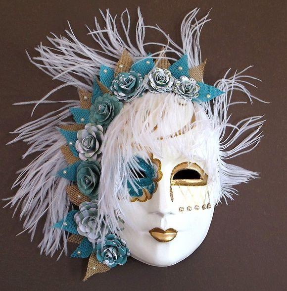 Melinda - Venetian Mask
