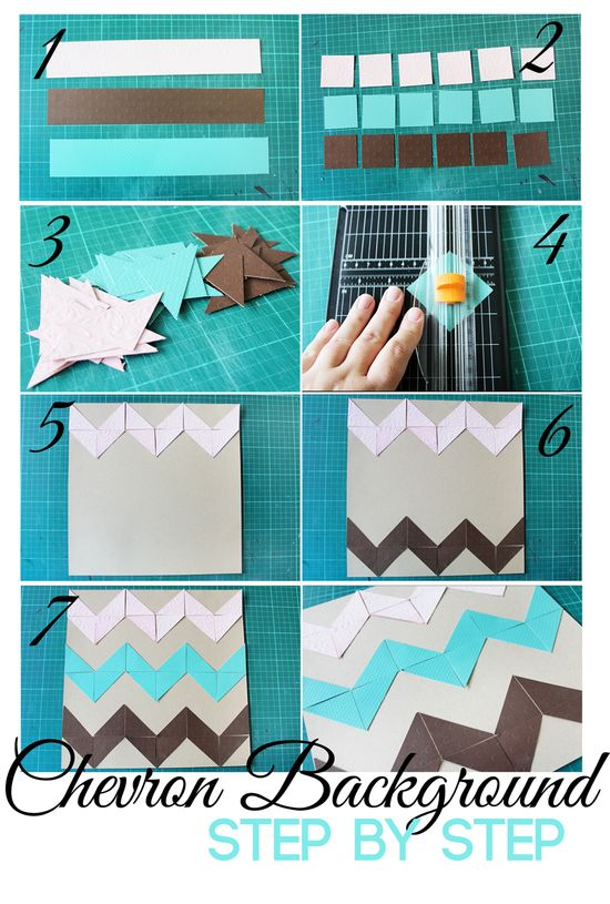 Chevron-Step-by-Step
