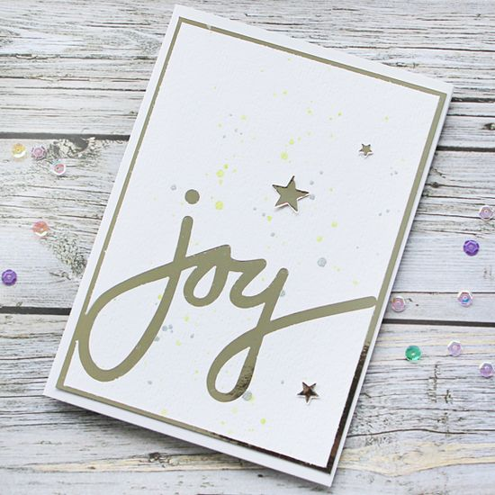 Bb-Joy-Card