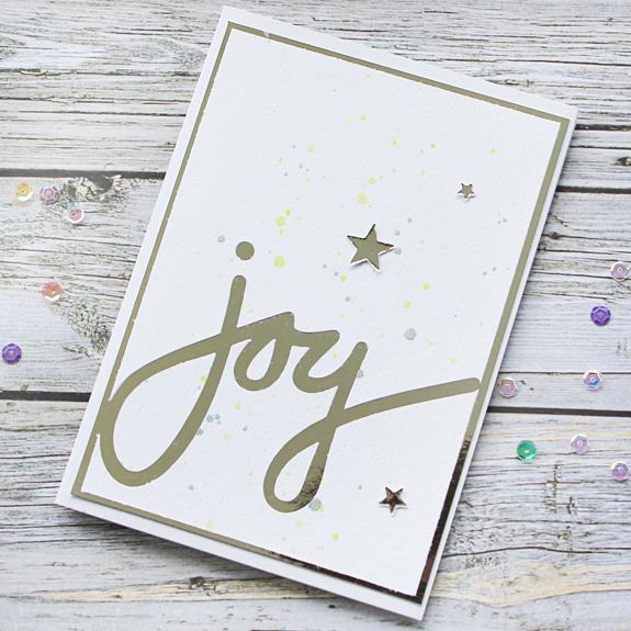 Bb-Joy-Card